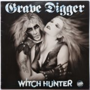 Grave Digger - Witch Hunter - Heavy Metal Noise Vinyl