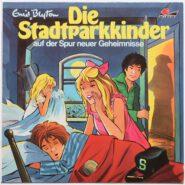 Die Stadtparkkinder auf der spur neuer Geheimnisse LP Maritim 1981 NM