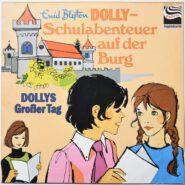 Enid Blyton - Dolly / Schulabenteuer Auf Der Burg - LP Zebra 1977 Vinyl