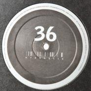 HYDR 036 Vinyl DJ Redmond + D.A.V.E. The Drummer - Hydraulix 36