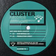 Cluster 79 Ant And Nick Grater - Our Broken Toy / Production Lines?