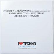 I Love Techno - Volume 5 Of 5 - Techno Belgium Emmanuel Top