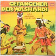 Gefangener der Washandi Hörspiel Schallplatte PLP 5059