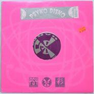 Psyko Disko - Psycho Disco - Limited Edition Goa Trance