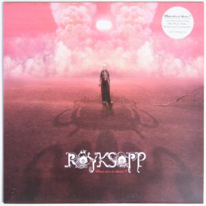 Röyksopp - What Else Is There? Synth-pop Tech House Virgin