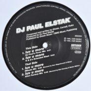 DJ Paul Elstak - Luv U More Hard Trance Happy Hardcore