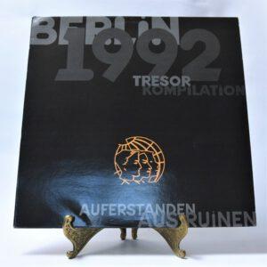 Auferstanden Aus Ruinen Berlin 1992 Tresor Kompilation Acid Techno